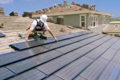 new-solar-roof-construction