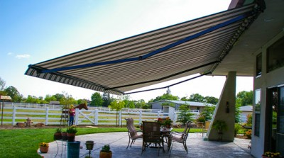 Retractable Awnings Vallejo CA